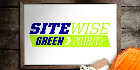 Green Score Achieved! – SiteWise - Teaser Image