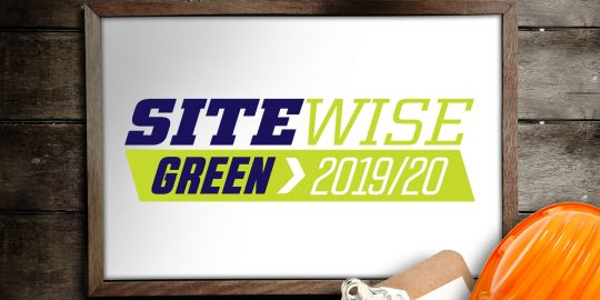 "SiteWise ""Green"" Status Achieved! - Teaser Image"